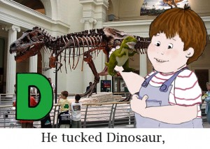 Cargo pants_D is for Dinosaur_1
